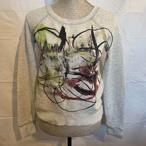 Womens graphic sweatshirt